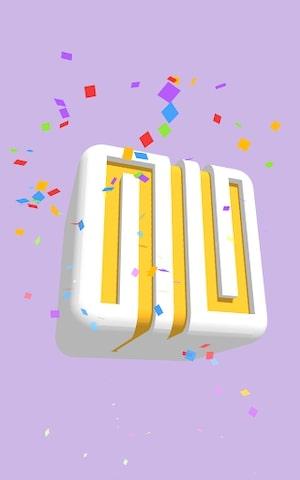 Paint the Cube mod nhận thưởng
