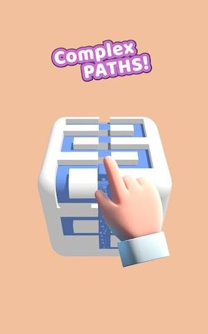Paint the Cube mod quảng cáo