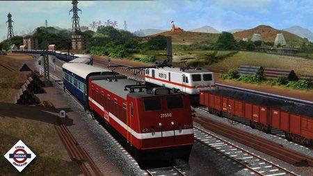 Tai game Indian Train Simulator APK