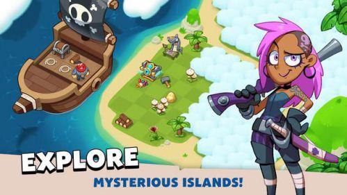 Pirate Evolution cướp biển