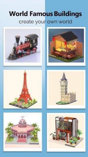 Pocket World 3D mod vô hạn tiền