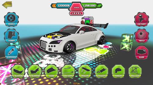 game đua xe drift tại gamehayvl.com
