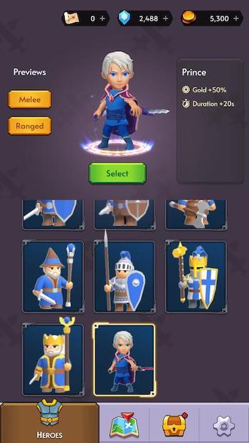 Puzzle Battle: The Hunter mod vô hạn tiền