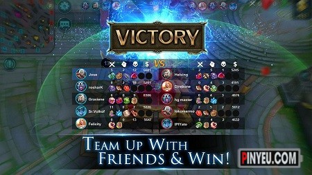 tai game Mobile Legends mod map