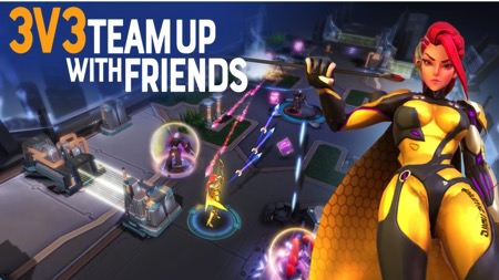 Game Mobile Battleground - Blitz cho Android