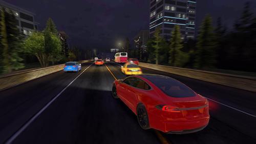 Racing in Car 2021 mod vô hạn tiền