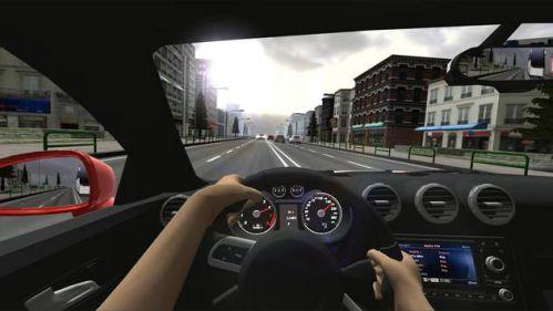 Racing Limits game lái xe
