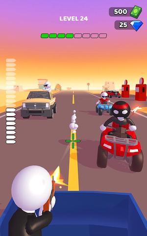 Tải game Rage Road vô hạn tiền