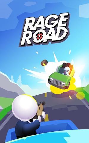 Rage Road mod unlimited money