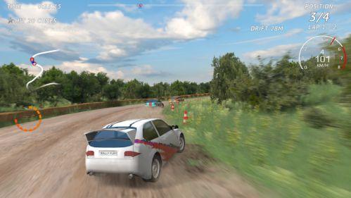 Rally Fury - Extreme Racing siêu xe đọ nhau