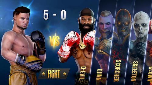 Real Boxing 2 Game đấm bốc 3D