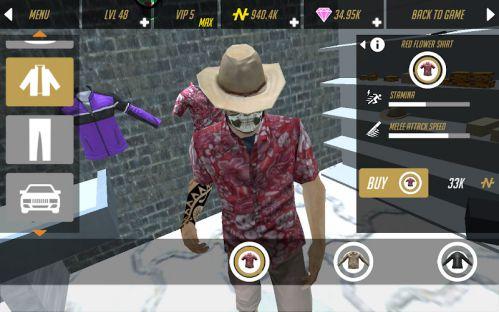 Real Gangster Crime 2 mod money
