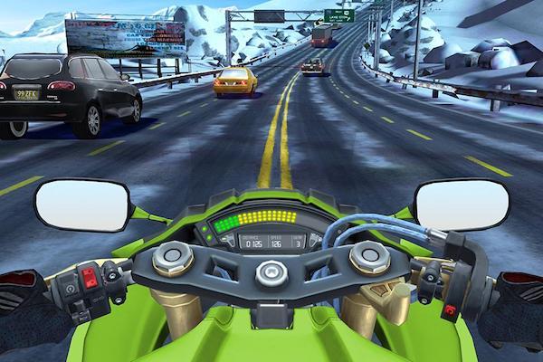 tai game Moto Rider GO mod apk