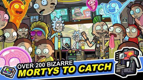 Rick and Morty game pk đối kháng