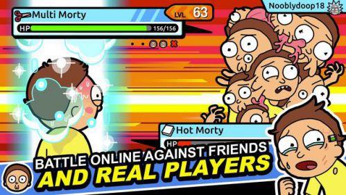 Rick and Morty mod vô hạn tiền