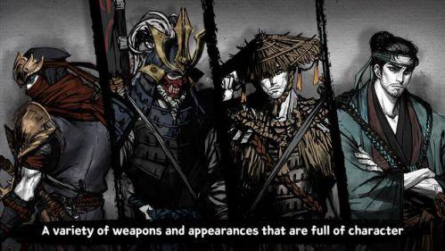 Game Samurai nhập vai chặt chém