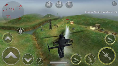 Tải game Gunship Battle 3D mod apk