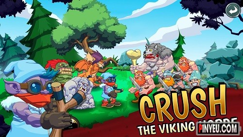 Tai game Trolls vs Vikings 2