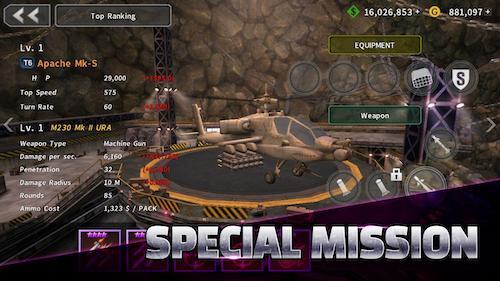 game trực thăng không kích 3d