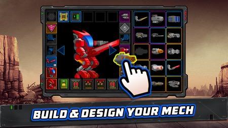 Tai game Super Mechs
