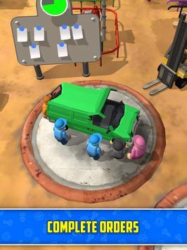 Scrapyard Tycoon Idle Game mod vô hạn sao