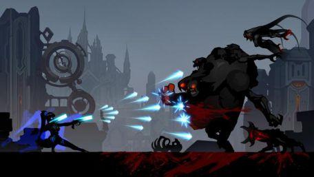 Shadow Knight mod immortality