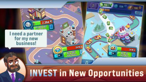 Game đầu tư Shark Tank