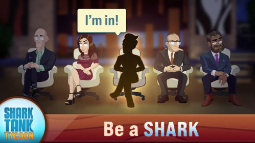 Shark Tank Tycoon mod vô hạn tiền