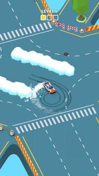 Snow Drift lái xe