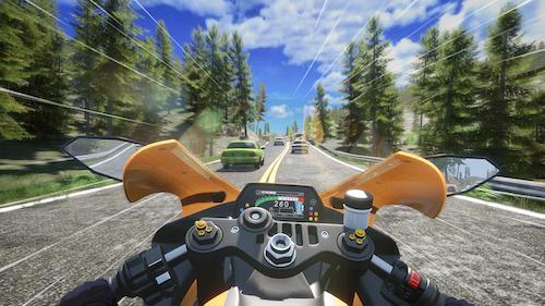 Game đua xe hay trên Android