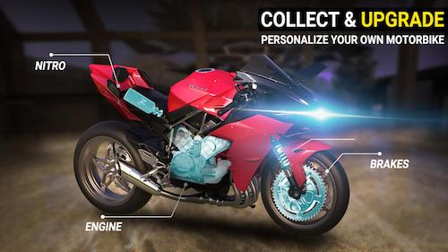 Speed Motor Dash:Real Simulator mod vô hạn tiền