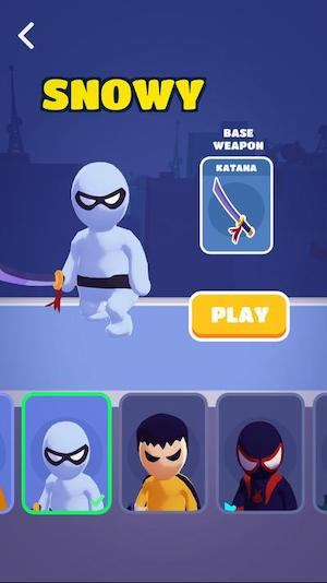 Stealth Master game người que
