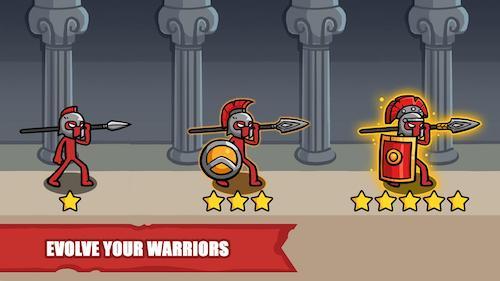 Stick Wars 2 mod money