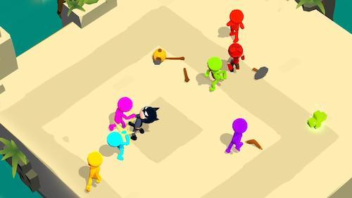 Game đánh nhau đường phố Street gangster