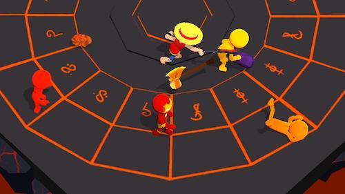 Stickman 3D Street Gangster mod vô hạn tiền