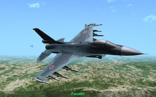 game lái máy bay chiến đấu