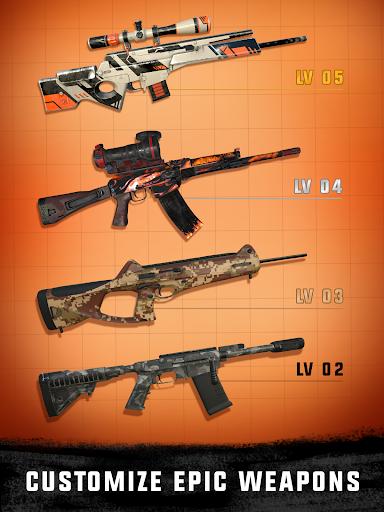 Tai Sniper 3D Assassin mod money