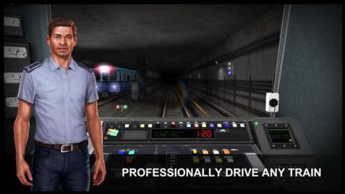 Subway Simulator 3D mô phỏng
