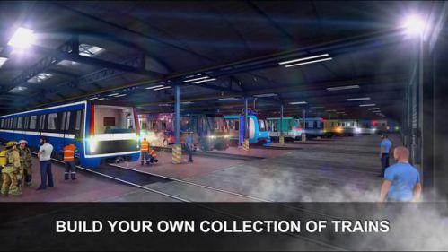 Subway Simulator 3D mod vô hạn tiền