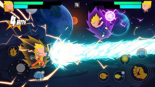 Tải Super Dragon Stickman Battle warriors fight
