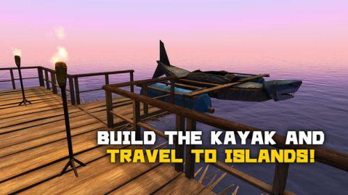 Survival on raft mod mở khóa