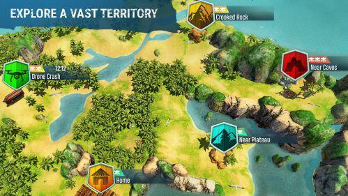 Game sinh tồn trên đảo