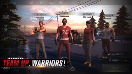 Survivor Royale cho Android