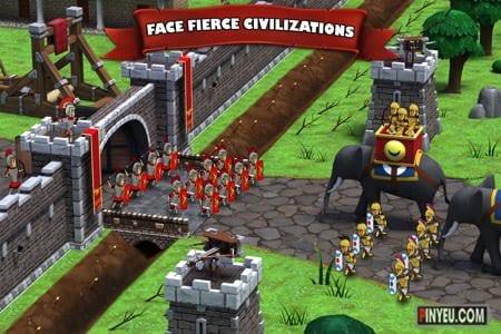 Tai game grow empire rome