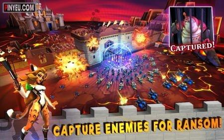 Tai game lords mobile mod vip 15