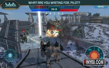 tai game walking war robots