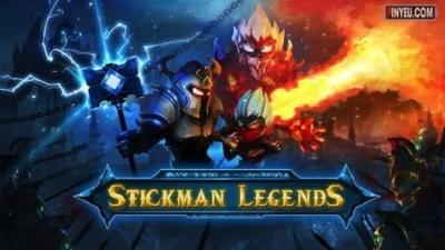 tai Stickman Legends
