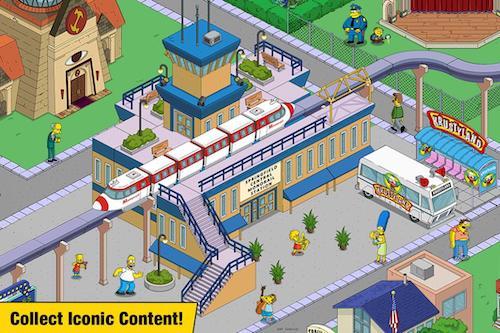 The Simpsons mod vô hạn tiền
