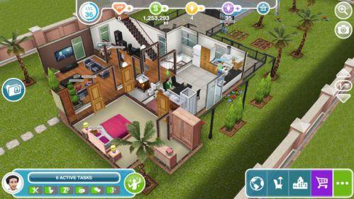 The Sims FreePlay mod money