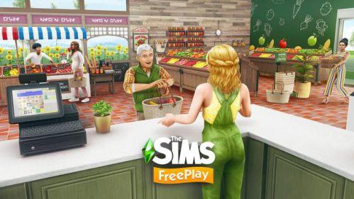 The Sims FreePlay mod vô hạn tiền